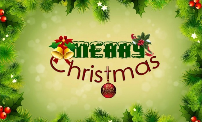 Merry Christmas 2017 Images Wallpapers Greetings SMS Quotes Wishes ...